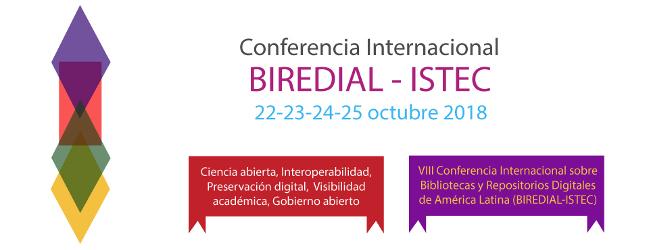 Congreso BIREDIAL-ISTEC 2017
